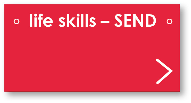 Life Skills - SEND courses at John Ruskin College 2020-21