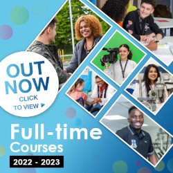 Full-time Courses 2022-23