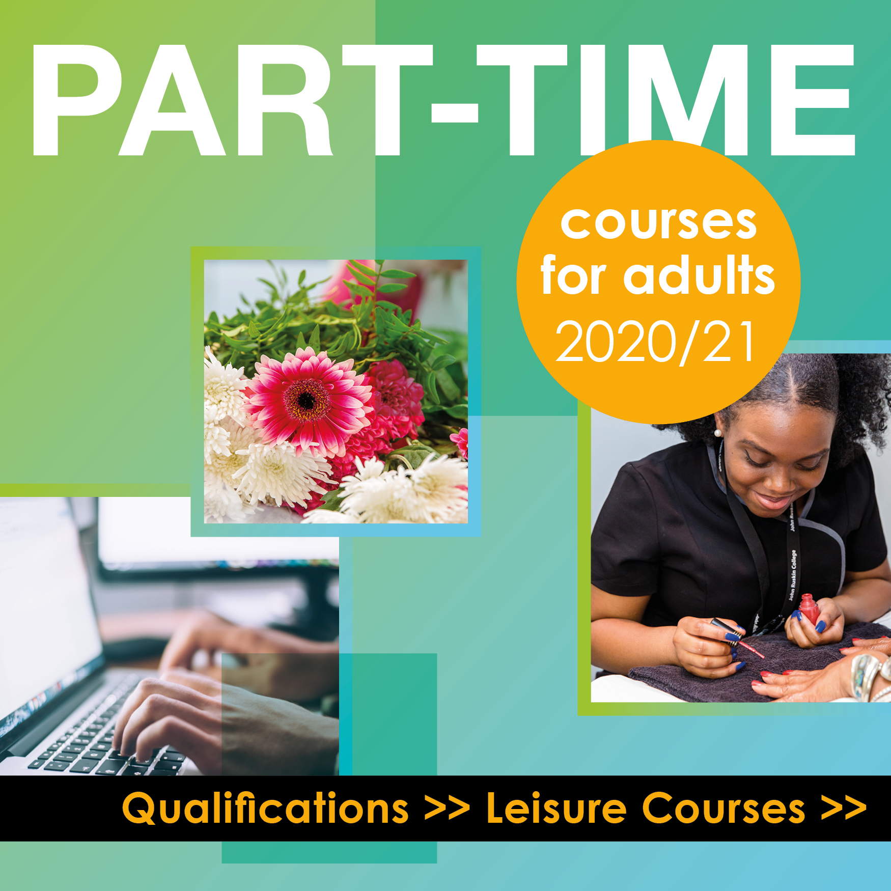 Part-time Courses 2020-21