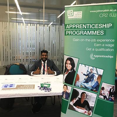 Celebrating National Apprenticeship Week at JRC!