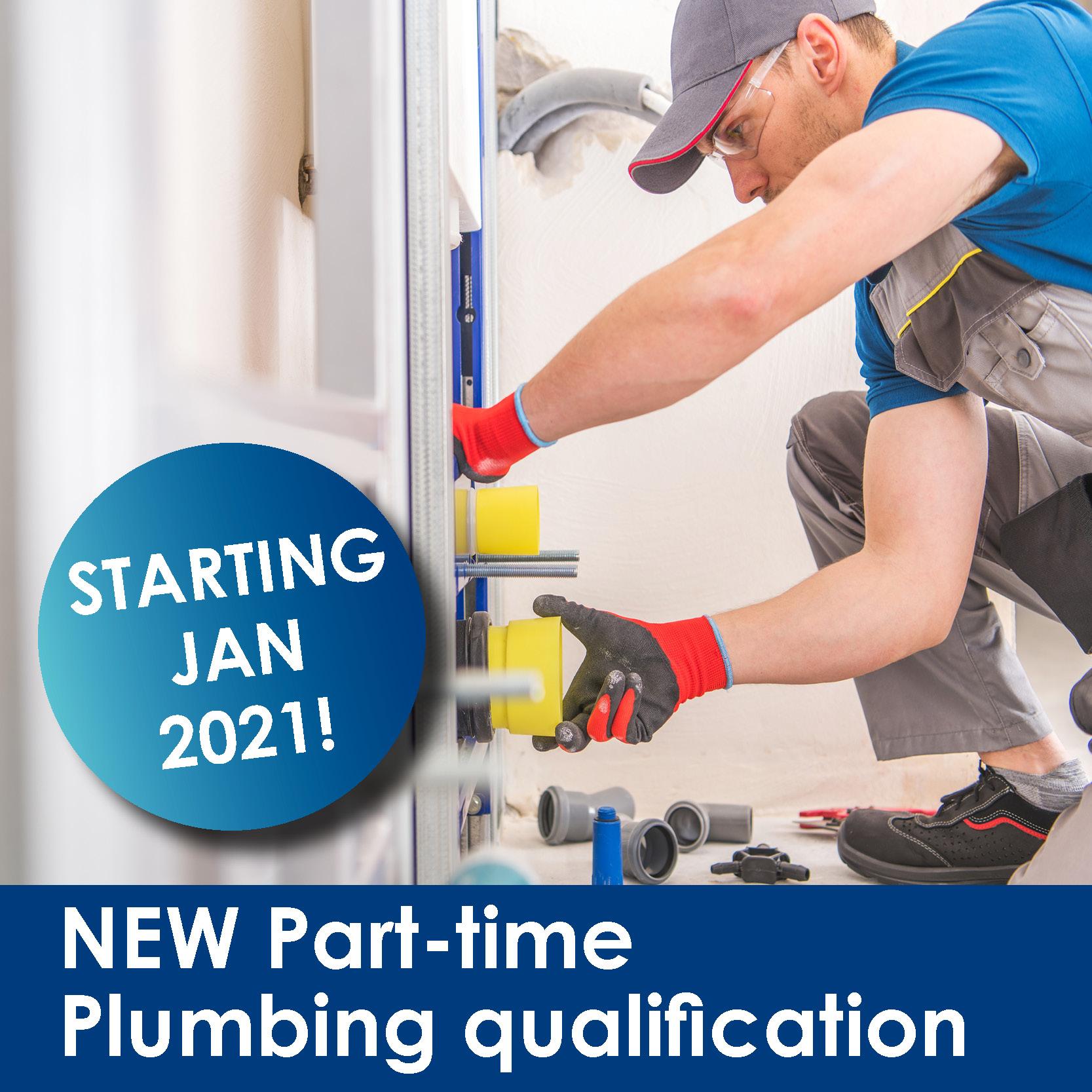 Part-time Plumbing Level 1