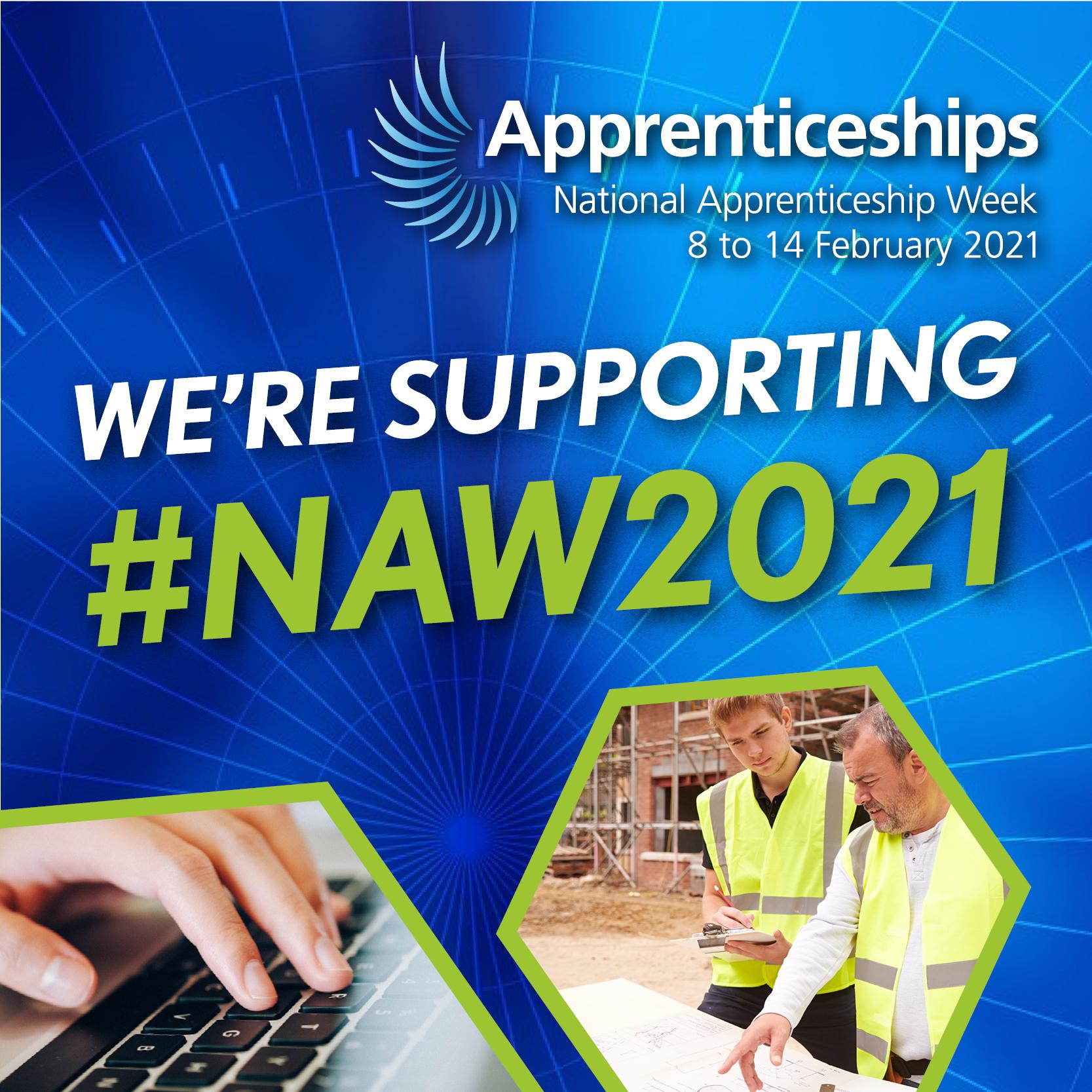 National Apprenticeship Week Day 5