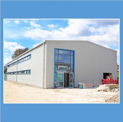 NEW Construction Skills Centre