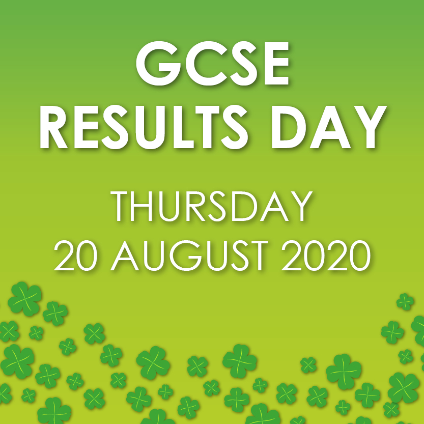 GCSE Results Day 2020