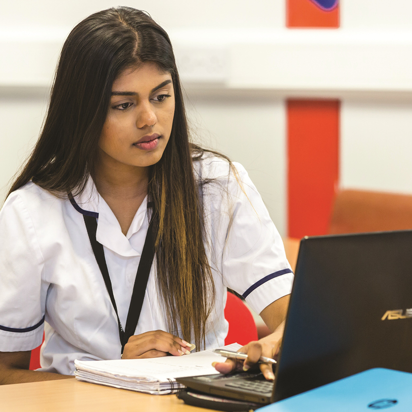 ETF Teach Too – Bringing careers in Health and Social Care to life