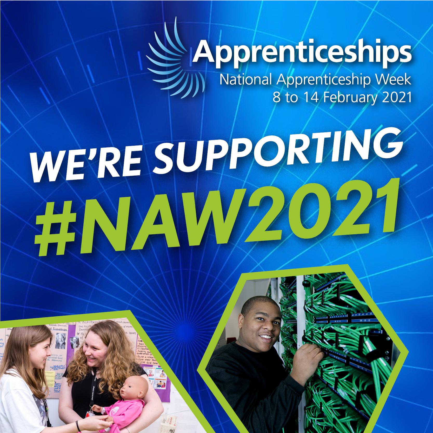 National Apprenticeship Week - Day 1