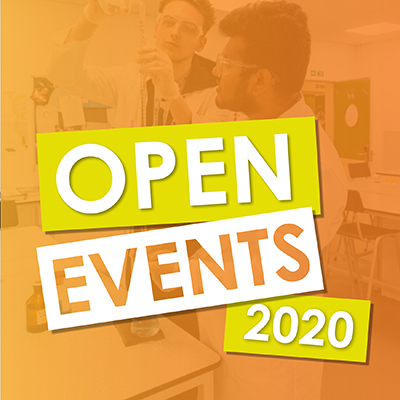 Open Events 2019/20