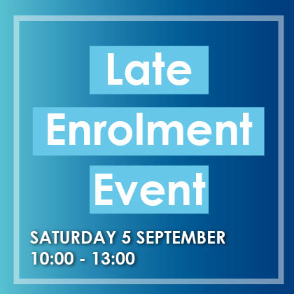 Late Enrolment Event