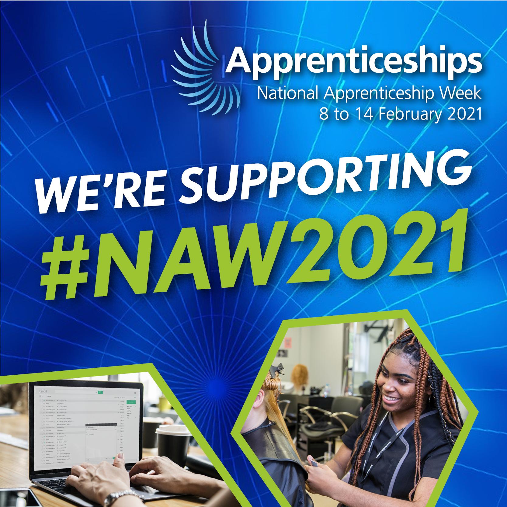 National Apprenticeship Week Day 3