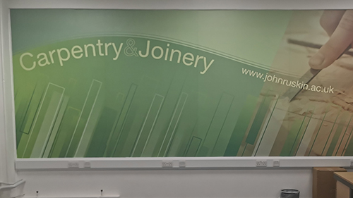 Carpentry & Joinery Workshop 360 Tour