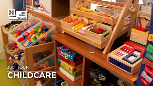 Early Years & Childcare 360 Tour