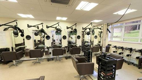 Hair Salons 360 Tour