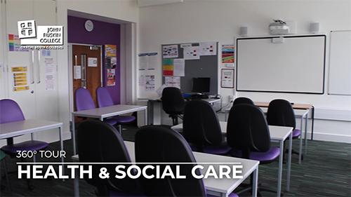 Health & Social Care 360 Tour