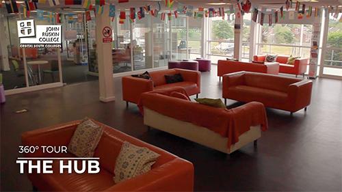The Hub 360Tour