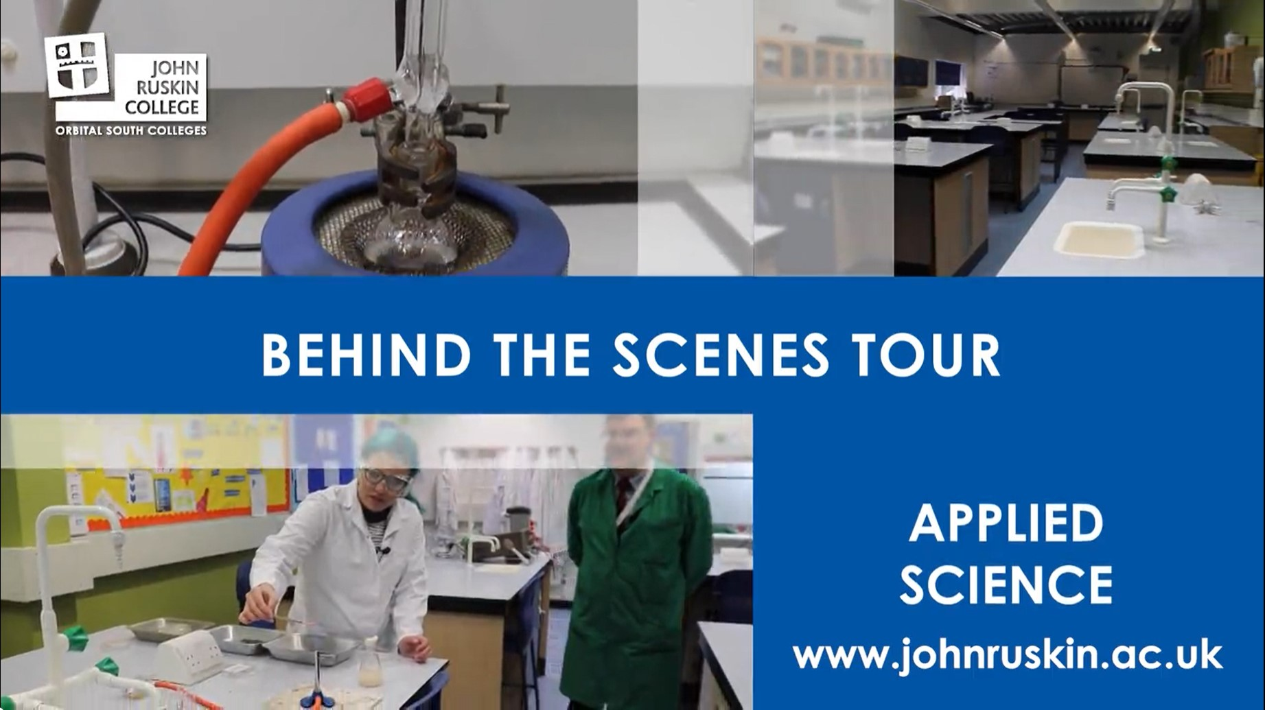 Applied Science - Behind the Scenes