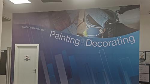 Painting & Decorating Workshop 360 Tour