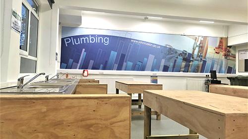 Plumbing Workshop 360 Tour